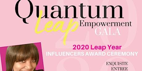 QUANTUM LEAP Empowerment Gala tickets