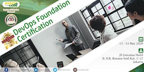 DevOps Foundation Training Jakarta, May 13th 2020 tickets
