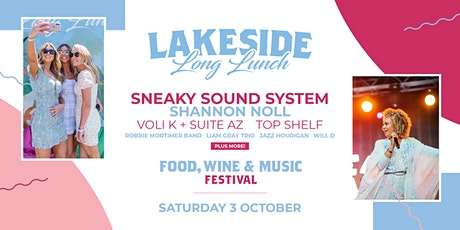 Lakeside Long Lunch tickets
