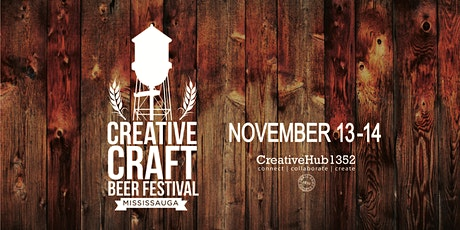 Mississauga Creative Craft Beer Festival    tickets