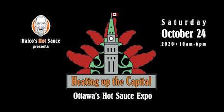 Heating up the Capital • Ottawa's Hot Sauce Expo tickets
