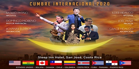 Cumbre Internacional 2021 tickets