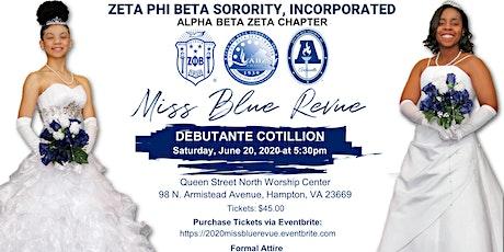 Miss Blue Revue Debutante Cotillion tickets
