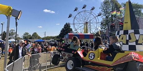 Shrewsbury Fireman's Fall Fest tickets