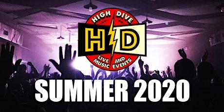 High Dive Season Pass Fundraiser - Summer 2020 tickets