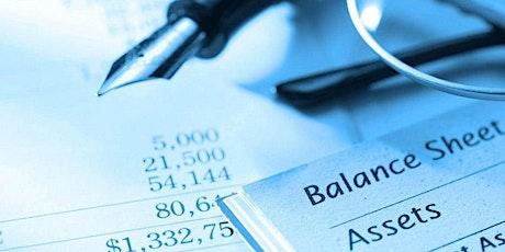 1 Day Financial Statement Analysis tickets