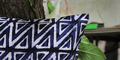 SEWING SKILLS - Cushion Cover Workshop tickets