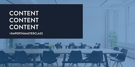 Content Marketing – Creation, Curation & Strategies [MASTERCLASS] tickets