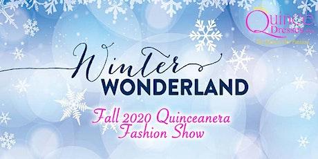Fall 2020 Quinceanera Fashion Show tickets