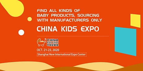 China Kids Expo 2020 tickets