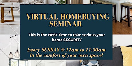 Virtual Homebuying Seminar  tickets