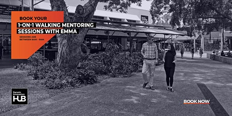 1-on-1 WALKING mentoring sessions with Expert in Residence Emma Nesbitt tickets
