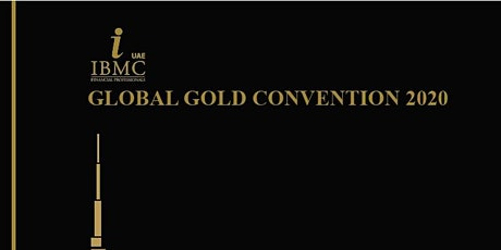 IBMC Global Gold Convention tickets
