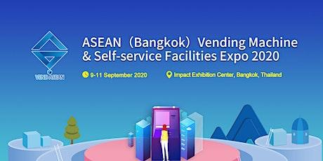 VENDASEAN (BANGKOK) VENDING MACHINE & SELF-SERVICE FACILITIES EXPO 2020 tickets