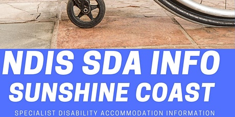 Finding Happy Homes for People with Disabilities - Caloundra tickets