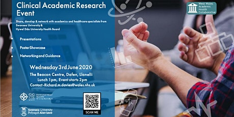 Clinical Academic Research Event tickets
