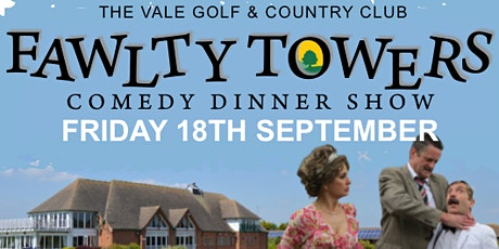 Fawlty Towers Comedy Dinner Show tickets