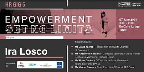 HR GIG - Empowerment: Set No Limits tickets