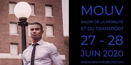 MOUV Salon de la Mobilité et du transport billets