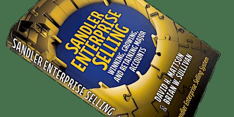Online event: Planning success in Enterprise Sales - 9.00am tickets