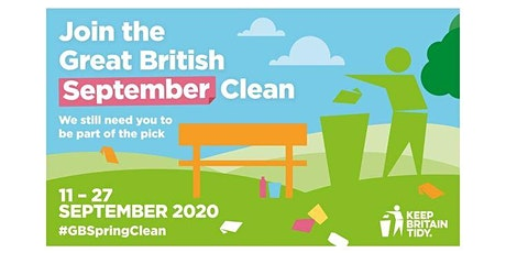 Great British Spring Clean - Valence Park - POSTPONED New date TBC tickets
