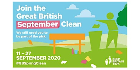 Great British Spring Clean - Beam Parklands - POSTPONED New Date TBC tickets