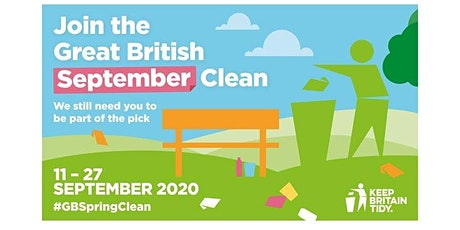 Great British Spring Clean - Barking Park - POSTPONED New Date TBC tickets