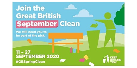 Great British Spring Clean - Beam Valley - POSTPONED New Date TBC tickets