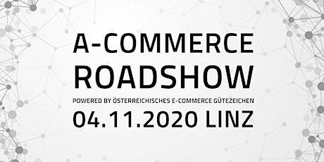 Roadshow Linz powered by Österreichisches E-Commerce Gütezeichen tickets