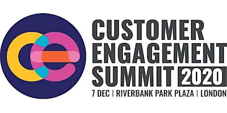 Customer Engagement Summit 2020 tickets