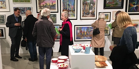 The Great Sheffield Art Show 2020 - Preview Night tickets