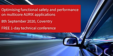 Optimising functional safety & performance on multicore AURIX applications tickets
