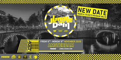 Jungle Dam 2020 - Amsterdam Weekender