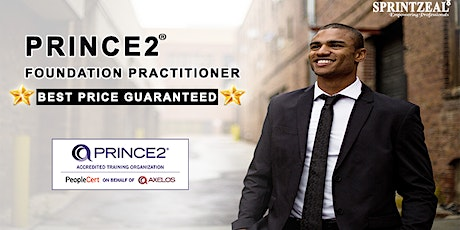 PRINCE2 Foundation & Practitioner Certification Training Course in Toronto tickets