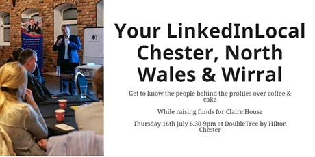 LinkedInLocal Chester, North Wales & Wirral  tickets