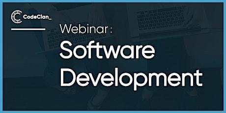 Webinar - Learn Software Development tickets