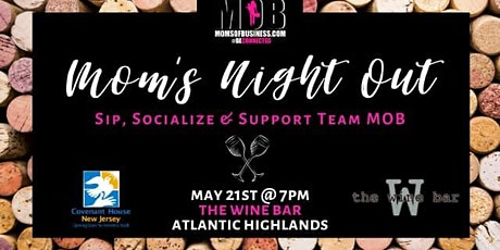 Free Mom's Night Out!- New Date!! tickets