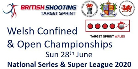 Welsh Open and Confined Championships 2020 tickets