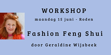 Workshop Fashion Feng Shui tickets