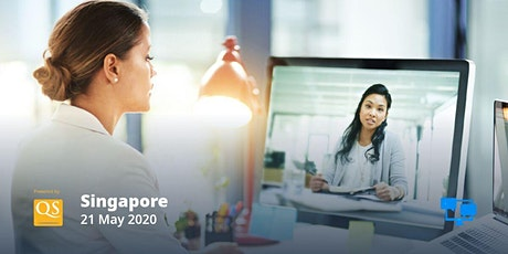 Singapore's online MBA fair tickets