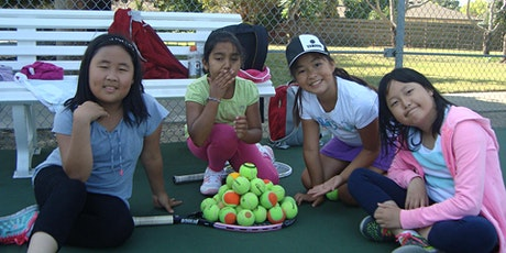 Fun After School Tennis Program at Barron Park Elementary (Gr K-5th) tickets