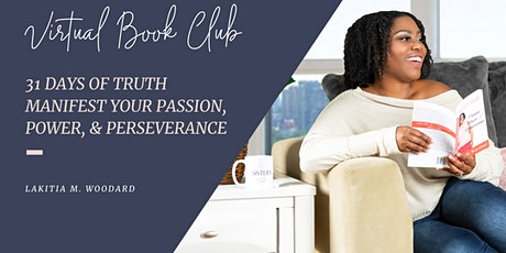 {Virtual} 31 Days of Truth: Manifest Your Passion, Power, & Perseverance tickets