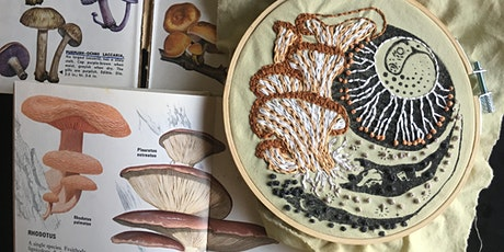 Documentary Embroidery : Super Fungi tickets
