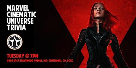 Marvel Cinematic Universe Trivia at Growler USA Centennial tickets