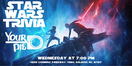 Star Wars Trivia at Your Pie Brier Creek tickets