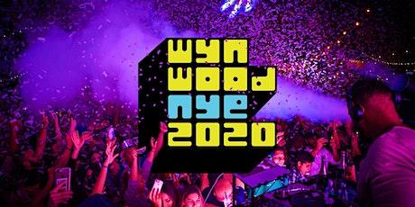 Wynwood NYE 2021 - New Year's Eve Block Party
