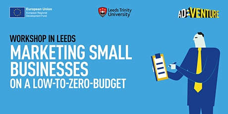 Marketing on a Low-to-Zero Budget Parts 1 & 2 (30 June & 9 July) entradas