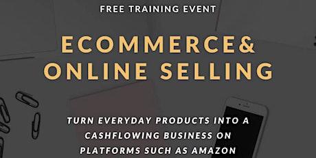 E-Commerce Cashflow Training Online (Part 2) tickets