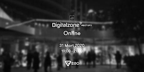 Digitalzone Meetups Online: Dijital Pazarlama Eğitimleri tickets