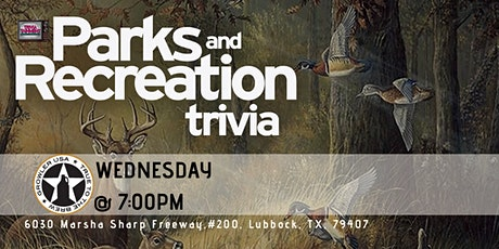 Parks & Rec Trivia at Growler USA Lubbock tickets